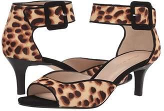 Pelle Moda Berlin 4 (Leopard Haircalf) Women's Shoes
