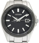 Citizen Ecodrive Stainless Steel Automatic 40mm Mens Watch