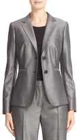 Max Mara Women's Gomito Stretch Wool & Silk Jacket
