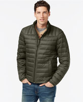Tommy Hilfiger Men's Big & Tall Nylon Packable Jacket