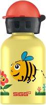 Sigg Flip Top Water Bottle Smiling Bee - 10 oz