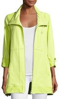 Neon Buddha Ameena Zip-Front Jacket, Plus Size
