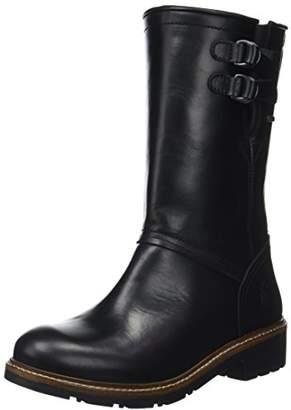 Fly London Women's Gore-TEX SASI052FLY Boots, Black, 42 EU