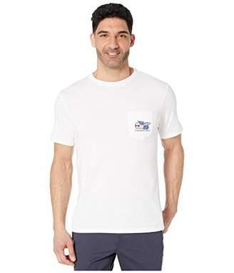 Vineyard Vines Men's Short-Sleeve Class of 2020 Graduation Pocket T-Shirt