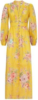 Zimmermann Zinnia Floral Dress