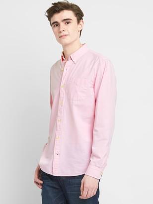 Gap Oxford standard fit shirt