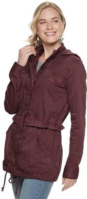 Sonoma Goods For Life Women's Long Utility Jacket