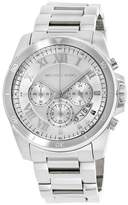Michael Kors Brecken MK8562 Stainless Steel Quartz 44mm Mens Watch
