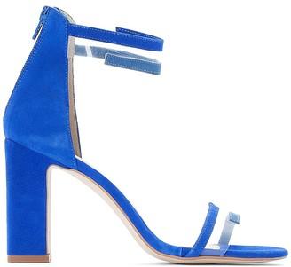 Jonak Vinyle Leather Sandals