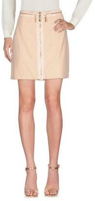 ELISABETTA FRANCHI GOLD Mini skirt