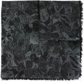 Valentino Garavani Valentino 'Camubutterfly' scarf - men - Silk/Cashmere - One Size