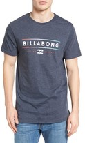 Billabong Men's Dual Utility Graphic T-Shirt