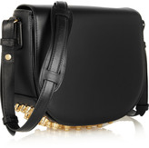Alexander Wang Lia small studded leather shoulder bag