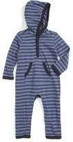 Tea Collection Infant Boy's Mizu Hooded Romper