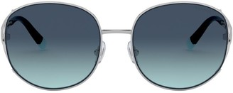 Tiffany & Co. Oversized Sunglasses