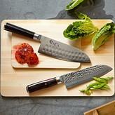 """Shun Hiro 7"""" Santoku Knife"""