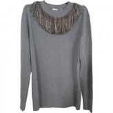 Christopher Kane Grey Wool Knitwear for Women