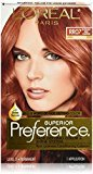 L'Oreal Pref Red Copper Rr-07 Size 1ct Preference Hair Color Intense Red Copper #Rr07