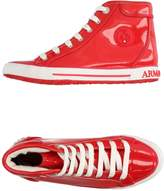 Armani Jeans High-tops & sneakers - Item 11296196