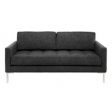 Paramount Studio Sofa - Charcoal