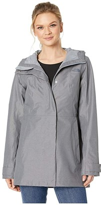 The North Face City Midi Trench (TNF Black) Women's Coat