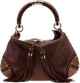 Gucci Hobo Brown Leather Handbags