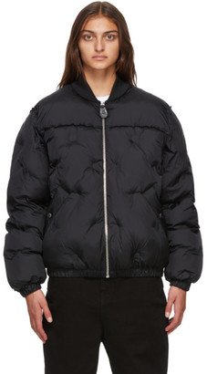 Maison Margiela Black Puffer Jacket