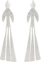 J.W.Anderson Hammered bird earrings