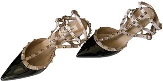 Valentino Rockstud Multicolour Patent leather Heels