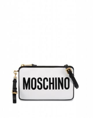 Moschino Shoulder Bag With Logo