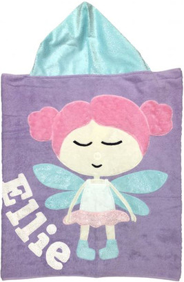 Boogie Baby Personalized Twinklebell Hooded Towel
