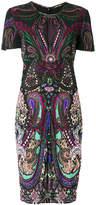 Roberto Cavalli Magic Carpet dress
