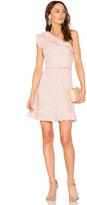 Rebecca Taylor Multi Tweed Dress