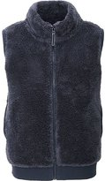 Uniqlo Girls Fluffy Yarn Fleece Vest