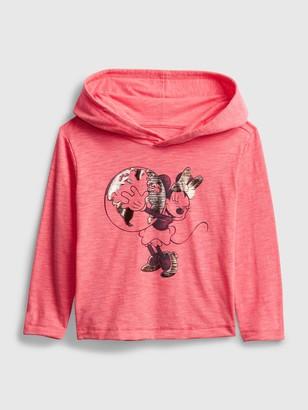 Disney babyGap   Minnie Mouse Hoodie T-Shirt