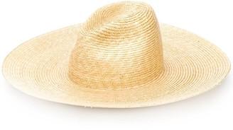 Saint Laurent Wide-Brim Hat
