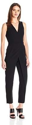BCBGeneration BCBGMAXAZRIA Women's GEF9D604 Jumpsuit, Black, (Manufacturer size: 8)