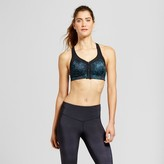 Champion Women's Power Shape MAX Support Front-Close Sports Bra