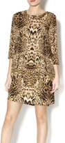 Everly Leopard Tunic Dress