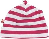 Zutano Fuchsia Stripe Hat 18-24 mo