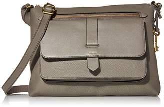 Fossil Women's Kinley Leather Crossbody Handbag