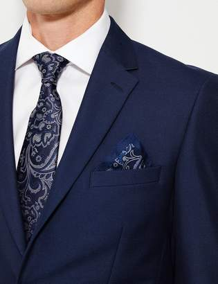 Marks and Spencer Luxury Silk Paisley Pocket Square
