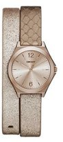 DKNY Women's NY2375 PARSONS Multi-Color Watch