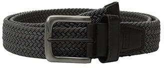 Nike Stretch Woven (White) Men's Belts