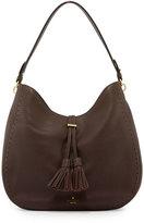 Kate Spade James Street Mason Leather Hobo Bag, Barrel Brown