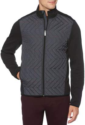 Perry Ellis Big Tall Bonded Quilted Jacket