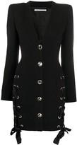 Alessandra Rich short blazer dress