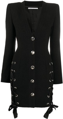 Alessandra Rich Short Blazer Dress