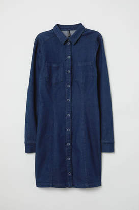 H&M Fitted shirt dress