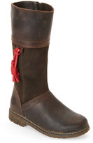 Timberland Kids Girls) Brown Earthkeepers Amesbury Tasseled Tall Boots
